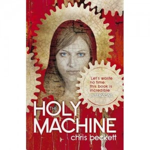 The Holy Machine book cover