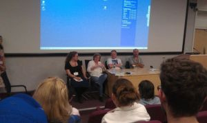 Science Fiction and Religion Panel